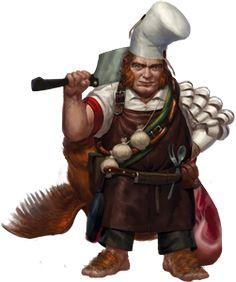 Goblin Punch: Halflings and Goblins