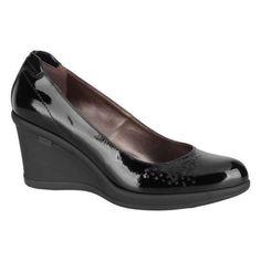 Nero Giardini scarpe Autunno Inverno 2012-2013 - Scarpe Nero Giardini, ballerine con zeppa