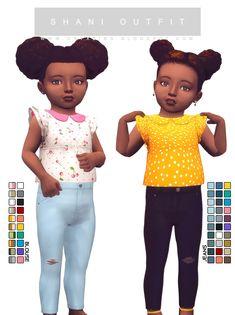outfit sets sims 4 \ outfit sets + outfit sets for women + outfit sets matching + outfit sets for women two pieces + outfit sets sims 4 + outfit sets summer + outfit sets korean + outfit sets casual Toddler Cc Sims 4, Sims 4 Toddler Clothes, Sims 4 Cc Kids Clothing, Sims 4 Mods Clothes, Toddler Outfits, Kids Outfits, Toddler Girls, Toddler Fashion, Girl Fashion