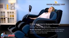 Kahuna LM-8800 massage chair performance Bedplanet | Bed Planet | Bedplanet.com