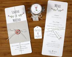 Kit Nozze Mod. LaceTrim di PaperArtItalia su Etsy