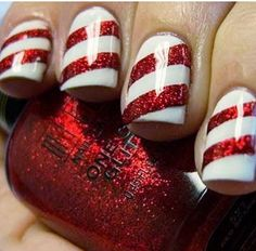 Nail Design Ideas for Winter - Glam Bistro