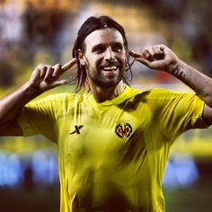 Cavenaghi... Cavegol para el Villarreal CF!