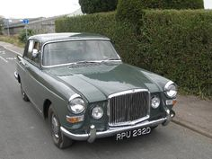 1966 Vanden Plas Princess 4 Litre R Maintenance/restoration of old/vintage vehicles: the material for new cogs/casters/gears/pads could be cast polyamide which I (Cast polyamide) can produce. My contact: tatjana.alic@windowslive.com