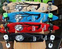 Ehlers Longboards new EP40 Pintail longboard skateboards #ehlerslongboards #ehlers #longboarding #longboards #longboard