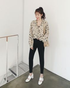 #Dahong(MT) daily #Soyeon style 2018