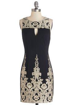 Glitz About Time Dress, #ModCloth