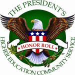 University of Richmond named to the President's Higher Education Community Service Honor Roll by the Corporation for National & Community Service!