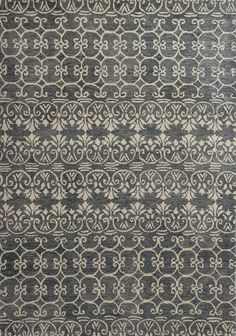 Marrakesh 4518 Artisanal Slate Rug