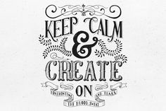 16 Inspiring Hand Drawn Typography Pieces by Chris Wright