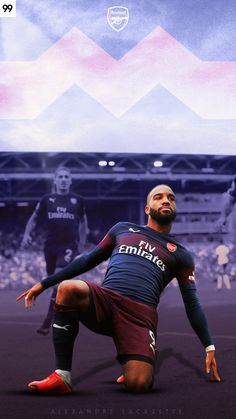 Alexandre Lacazette | Arsenal @lacazettealex x @arsenal Aubameyang Arsenal, Arsenal Football, Football And Basketball, Soccer, Arsenal Wallpapers, Virgil Van Dijk, Sports Graphics, Football Wallpaper, Fifa