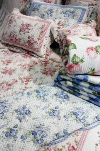 How to Make Your Bedspreads- contemplating but how to find the time & patience to see it through is the question