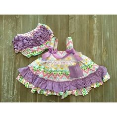 EASTER CHIC IN PURPLE from The BEST OF BOTH WORLDS BOUTIQUE for $26.00