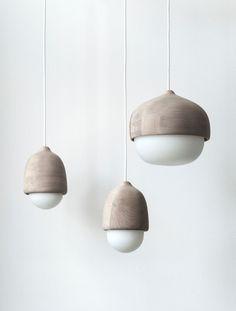 Scandinavian design: Terho lighting by Mater.