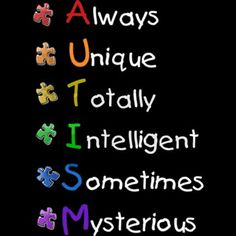 Asperger's syndrome is the mildest form of autism and includes higher functioning. Here are some of the common symptoms associated with Asperger's Syndrome. Aspergers, Asd, Autism Awareness Month, Disability Awareness, Autism Quotes, Autism Speaks, Developmental Disabilities, Frases, T Shirts