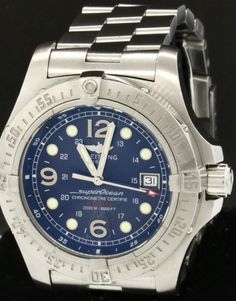 60149f85714e Breitling SuperOcean Steelfish X-Plus A17390 SS automatic men s watch  Breitling Superocean