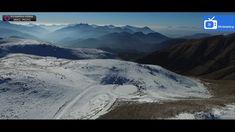 Παγωμένη Αλπική Λίμνη Βελουχίου - Καρπενήσι - Aerial View
