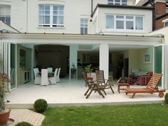bi fold doors - Google Search