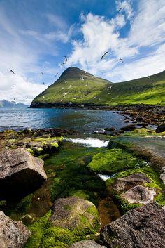 Faroe Islands by Suni.Mittún on Flick