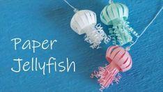 クラフトパンチで作る可愛い小花のくす玉の作り方 | 見たものクリップ Diy Origami, Origami Paper, Diy And Crafts, Crafts For Kids, Paper Crafts, Paper Beads, Jellyfish, Paper Flowers, Stud Earrings