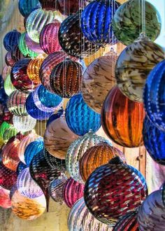 Arizona Renaissance Festival: Beautiful Glass
