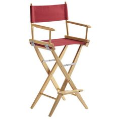 Director's Barstool - Natural - Pier 1 - $59.99 on Sale