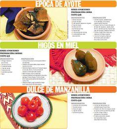 Cocinas y Recetas: octubre