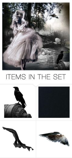 """""""HAUNTING MIST !!!"""" by cathiemcnally ❤ liked on Polyvore featuring art"""