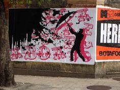 lambe lambe arte urbana - Pesquisa Google