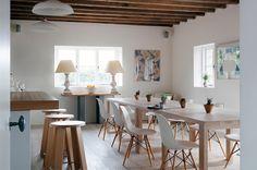 Interior design by Marion Lichtig