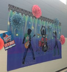 44 Best On Campus Rock N Town Live Decorations Images Classroom