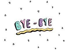 design illustration bye pastel bye bye cya trending on via… Youtube Banner Design, Youtube Design, Youtube Banners, Vídeos Youtube, Youtube Logo, Bye Gif, Watch Gif, Fille Anime Cool, Youtube Banner Backgrounds