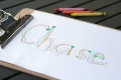 Top 5 Name Games for Kids - Playdough To Plato
