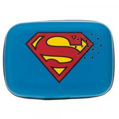 Superman Belt Buckle That Doubles As A Speaker