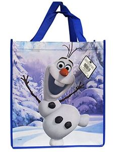 Blue Olaf Disney Frozen Tote Bag *** To view further for this item, visit the image link.
