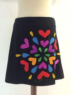 Comounaregadera Falda de la colección verano 2015 www.patasarribashop.com