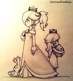 I love Rosalina's storybook story ☆♪