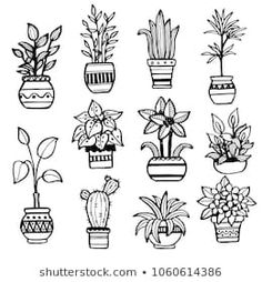Doodle Drawings, Easy Drawings, Planet Drawing, Floral Doodle, Cute Coloring Pages, Doodle Lettering, Doodle Inspiration, Nature Drawing, Simple Doodles