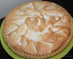 A Moment in Our World: Lemon Meringue Pie (Bellini)