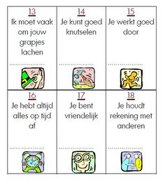 Een compliment is niet alleen leuk om te… Everyone likes to receive a compliment. A compliment is not only nice to receive, but also to give. A compliment increases self-confidence and self-esteem. Coaching, Teach Like A Champion, I Love School, Therapy Worksheets, Leader In Me, Teaching First Grade, School Items, Teaching Social Studies, Anti Bullying