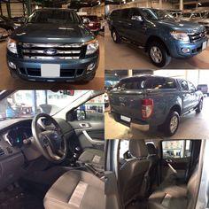 Ford Ranger XLT 4x4 MT 2014, màu Xanh - Hotline: 0902-291-791
