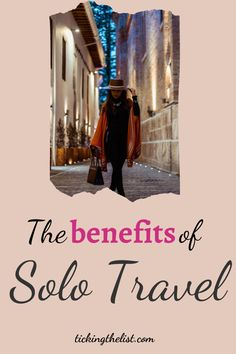 Number 8 is the fun one! But really, there are so many fundamental reasons why you should try solo travel at least once in your life. It may seem daunting at first but the experience is like no other.