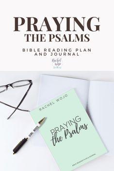 Praying the Psalms Family Bible Study, Bible Study Lessons, Bible Study Plans, Bible Study Guide, Free Bible Study, Daily Bible Reading Plan, Bible Reading Schedule, Bible Psalms, Bible Scriptures