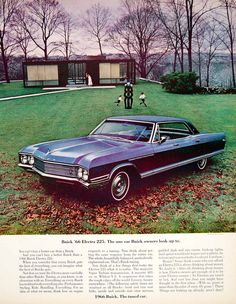 1966 Vintage Buick Electra 225  Maintenance/restoration of old/vintage vehicles: the material for new cogs/casters/gears/pads could be cast polyamide which I (Cast polyamide) can produce. My contact: tatjana.alic@windowslive.com