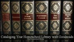 Cataloging Your Homeschool Library with Goodreads | Hip Homeschool Moms