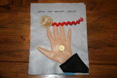 Harry Potter Quiet Book