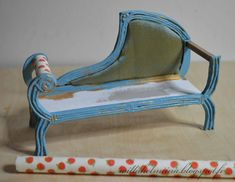 Little Princess doll's house Willa Helmiina / Dollhouse to my little Princess: Antique Coffee / Antique sofa