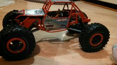 Custom Scale RC Crawler Chassis SCX10 Axial Wraith AX10 EVEREST10 RS10 | eBay