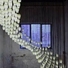 Bilderesultat for known light installations art