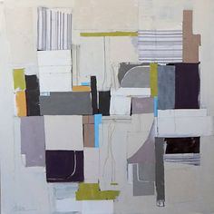 "Saatchi Art Artist Susan Washington; Collage, ""Love Letters"" #art"